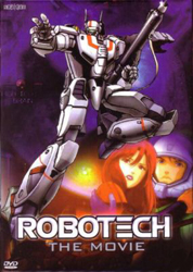 "Malaysian Bootleg of ""Robotech: The Shadow Chronicles"""